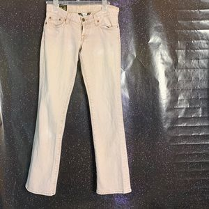 Lucky Brand- Light Brown Jeans size 4/27